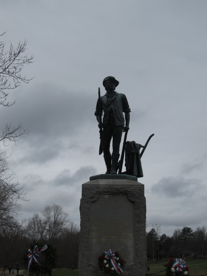 Citizen Soldier- Patriots Day. Photo By Colleen Ann.