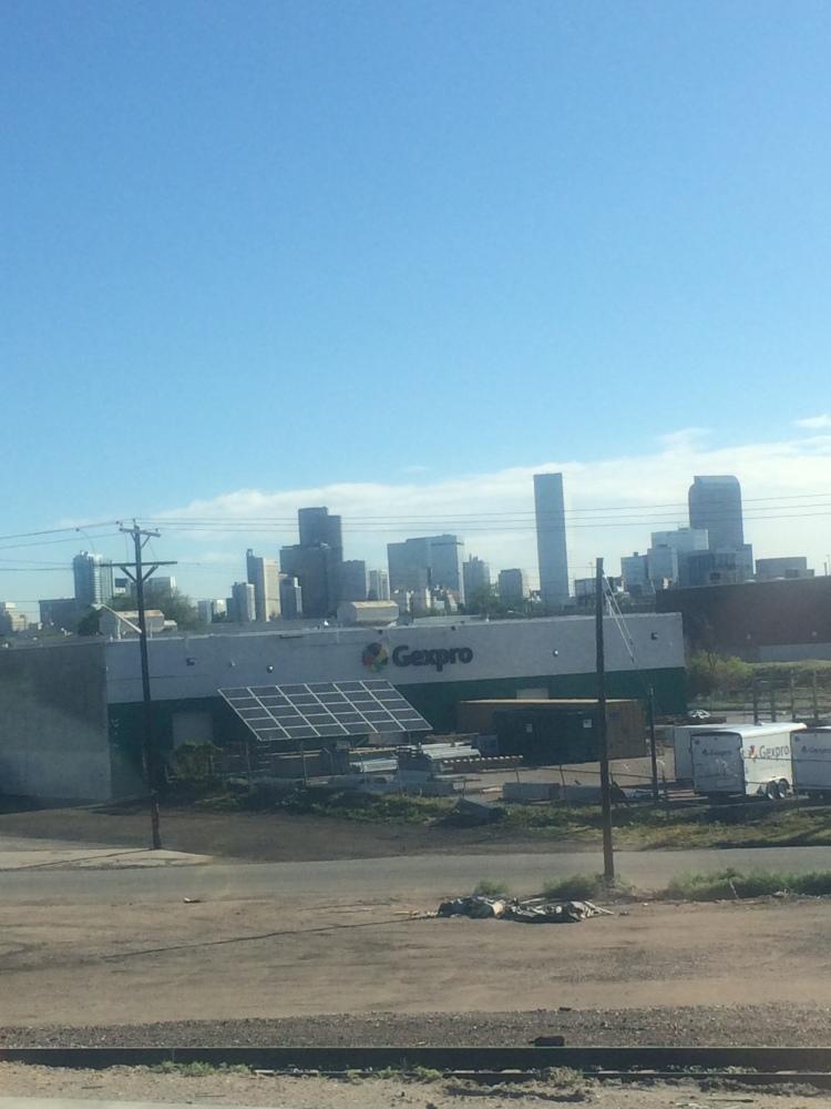 Denver. Photo By Colleen Ann.