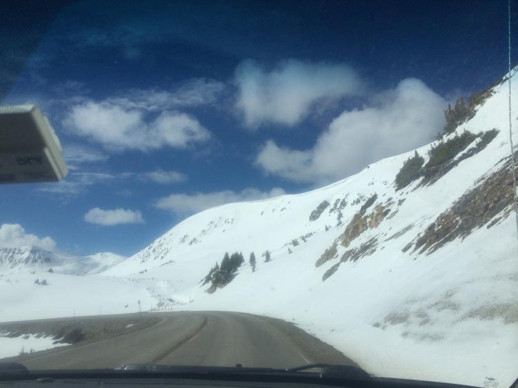 Loveland Pass. Photo By Colleen Ann.