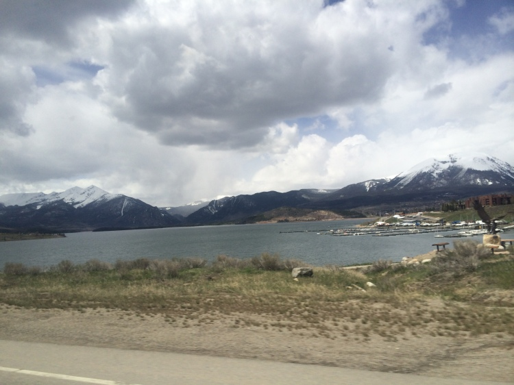 The Dillon/ Silverthorne Area. Photo By Colleen Ann.