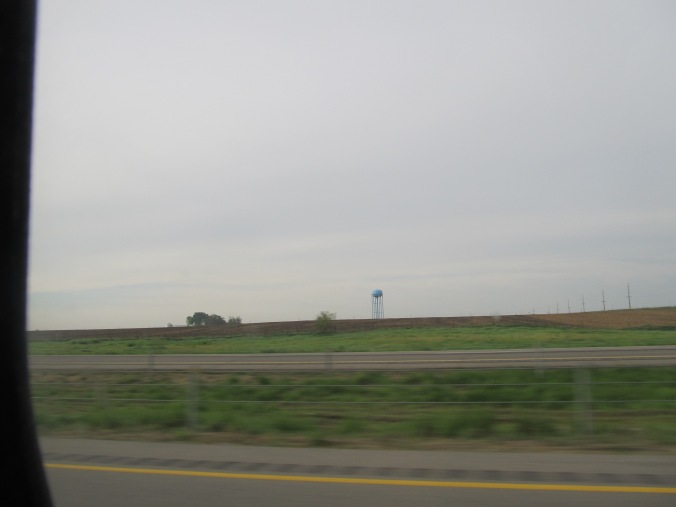 Plains of Iowa. Photo By Colleen Ann.