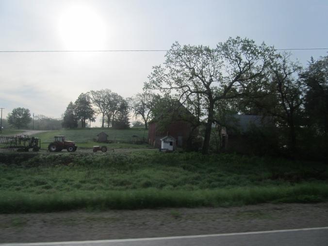 Farming. Photo By Colleen Ann.