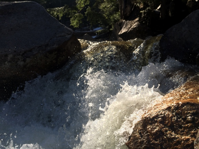 Rivers Power. Lincoln NH. Photo By Colleen Ann.