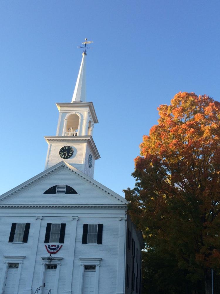 Fall 2014. Francestown NH. Photo By Colleen Ann